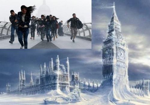 Жуткий прогноз: Грядущей зимой 40 000 британцев умрут от холода.