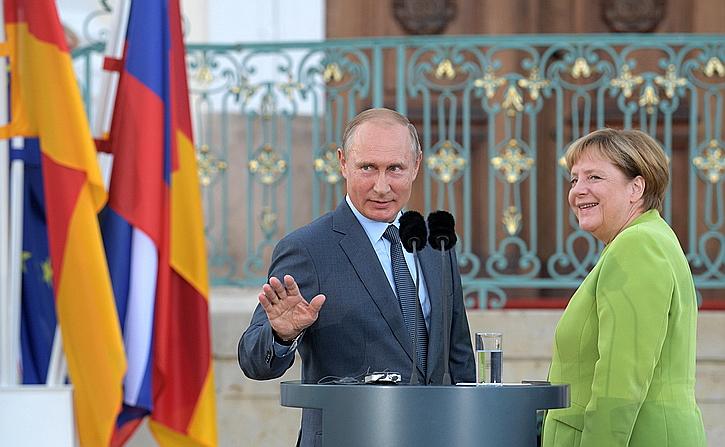 Как Путин подколол Украину с…