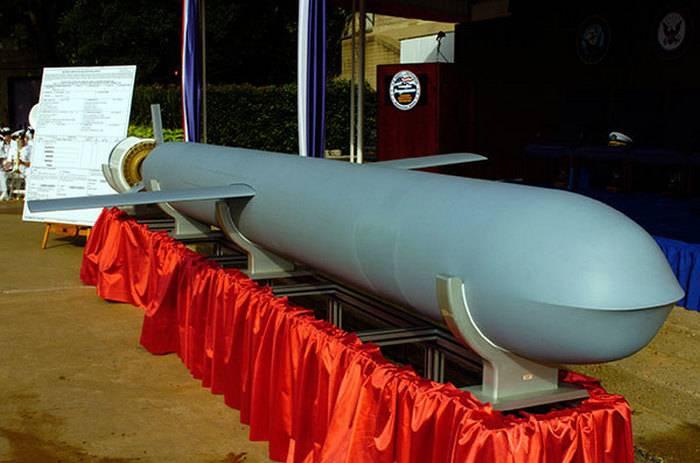 """ВМС США получили """"юбилейный"""" Tomahawk"""