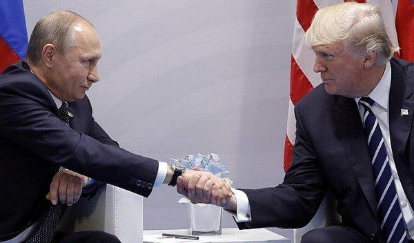 Трамп «сливает» Украину Пути…