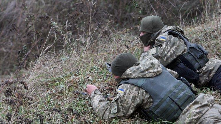 Пять диверсантов ВСУ подорвались на мине в ЛНР