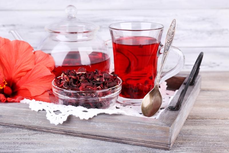 чем полезен чай каркаде