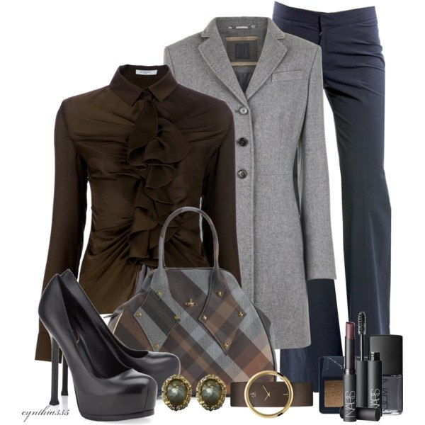 Тенденции моды. Осень