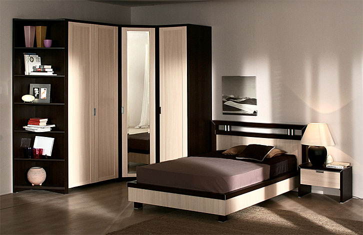 Выбираем гардеробный шкаф для спальни - Журнал о строительстве и дизайне