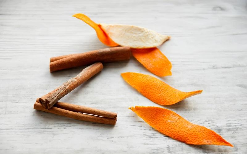 как сделать кофе с апельсином