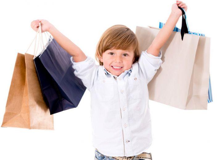 Как снизить увлеченность ребенка материальными ценностями