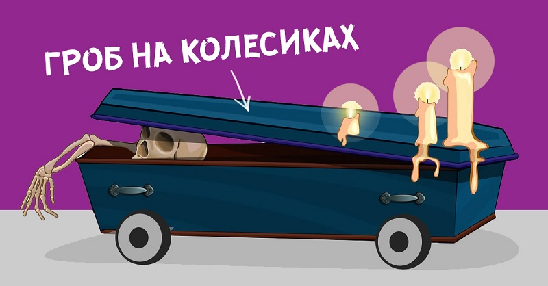 городские мифы в которые верили советские дети