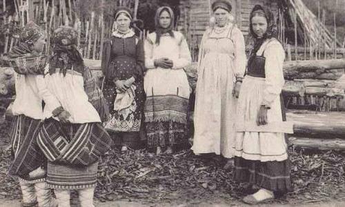 Когда русские женщины устраивали драки