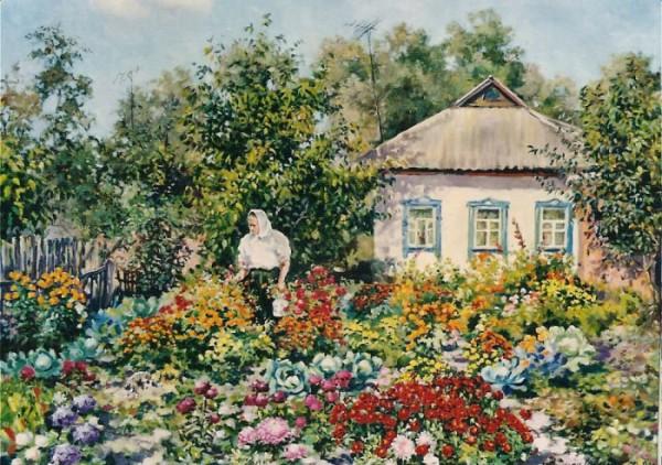 картины Надежда Полуян-Внукова - 04