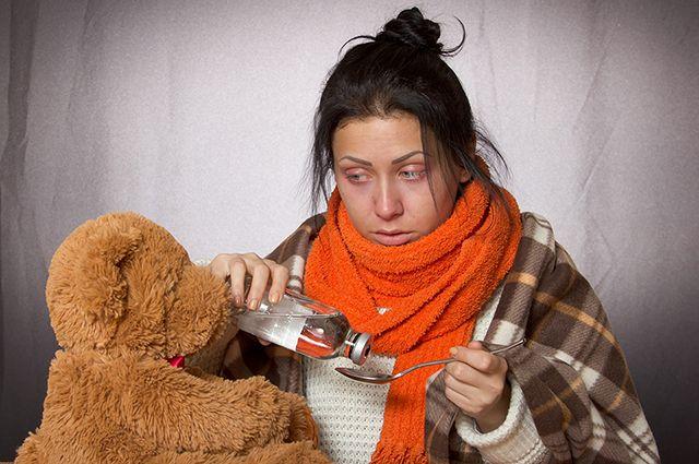 Роспотребнадзор рассказал, как уберечься от гриппа