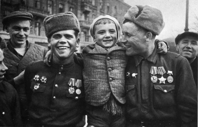 70 лет назад Одесса была освобождена от немецко-фашистской оккупации