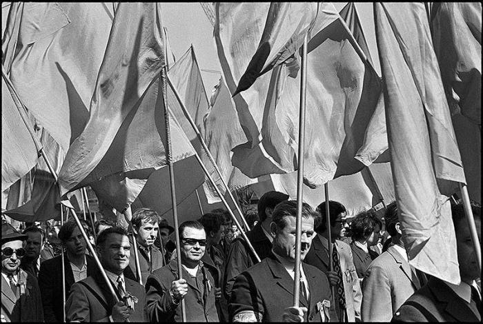 1970-е годы без прикрас: жизнь советских людей в непривычных фотографиях