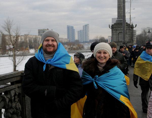 Украицы с Киева поделились м…