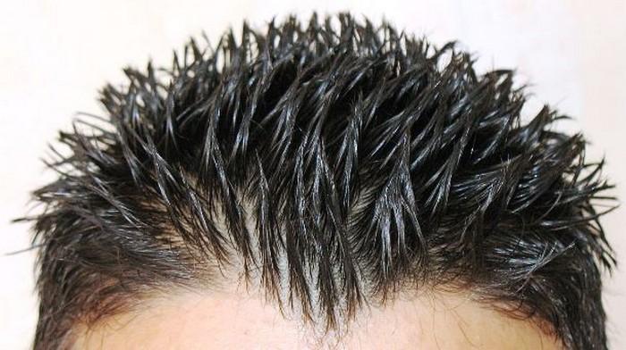Алое - лучшее средство для хорошей причёски.