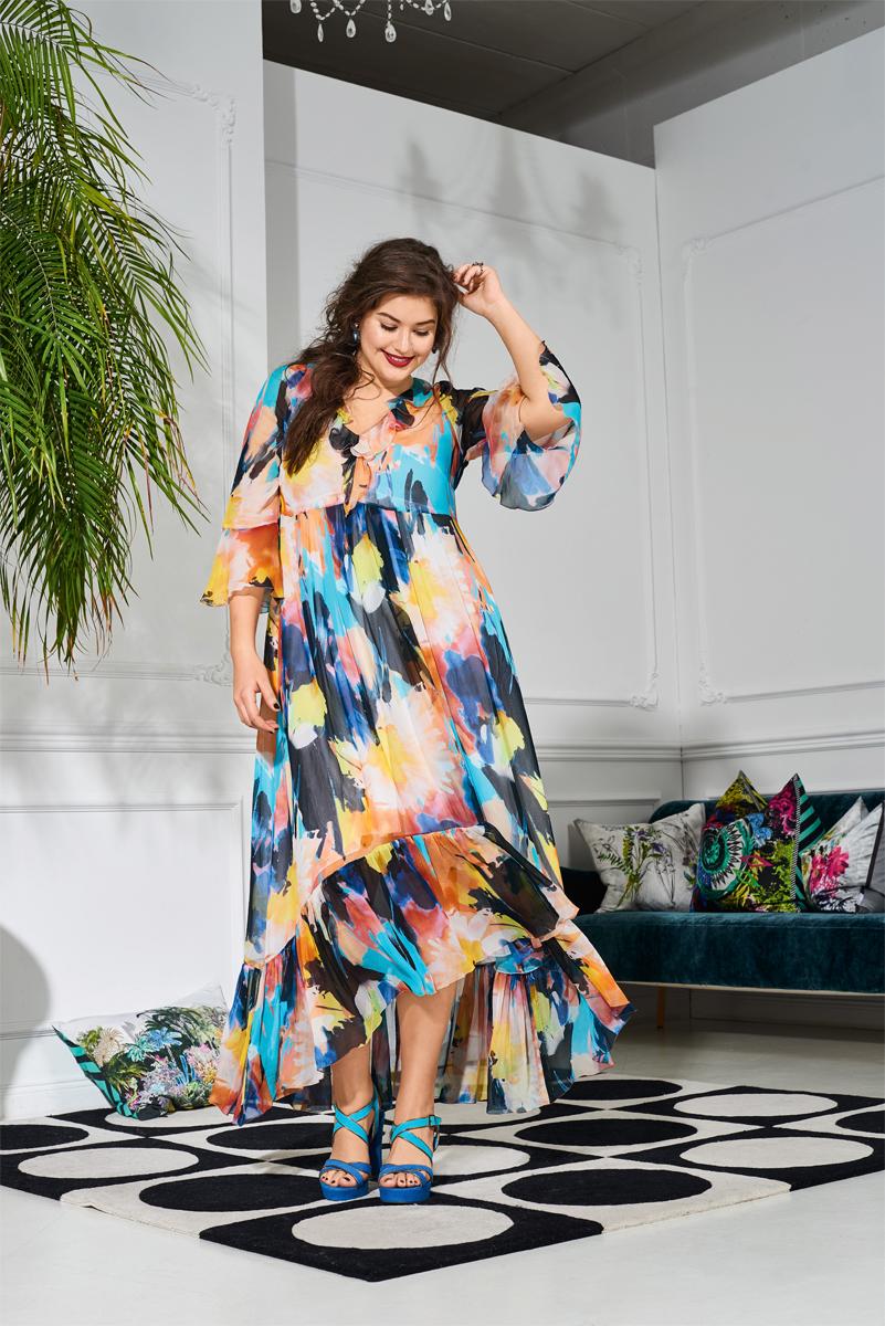 Макси-платья 2017: самые желанные модели сезона