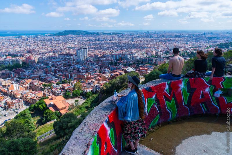 Испания. Барселона, первое знакомство (39 фото)