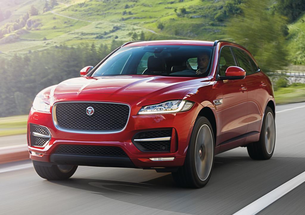 Гримасы кризиса: В России многократно вырос спрос на Jaguar