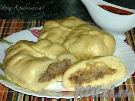Вкусные пянсе можно подавать к столу, радуя близких прекрасным блюдом.