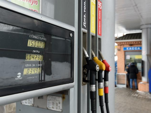 России пообещали рекордный рост цен на бензин
