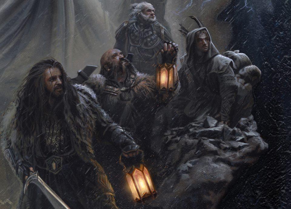 С кого Толкин писал Гномов? …