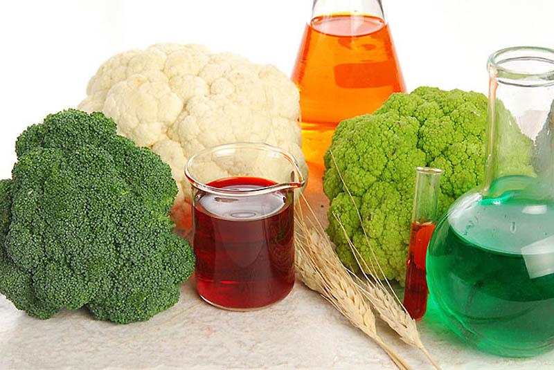 Опасные химические вещества в продуктах питания