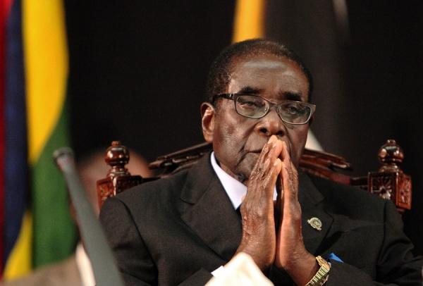 ВЗимбабве сместили-таки президента страны