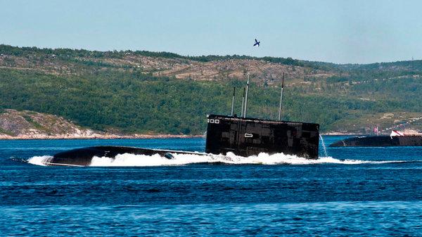 «Подводная дуэль»: Русские «Черные дыры» загнали в угол британскую субмарину
