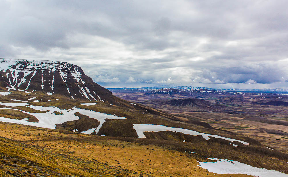 МИР ВОКРУГ. Достопримечательности Исландии. Гора Эсья