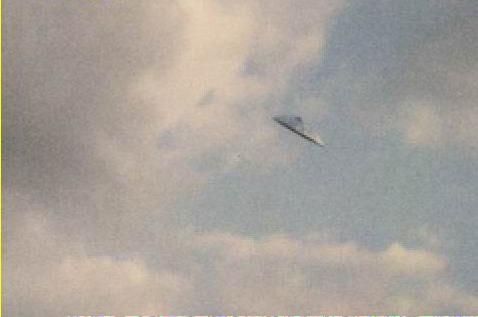 Был ли сбит НЛО над Калахири