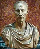 Гай Юлий Цезарь, победивший сына Митридата - Фарнака