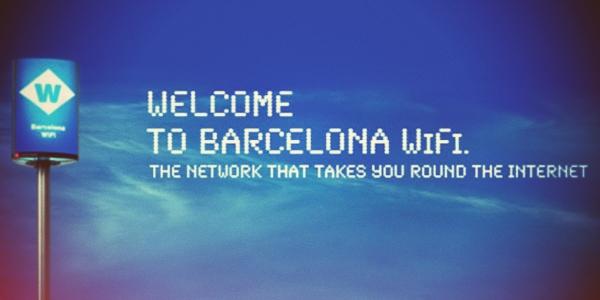 Барселона обзаведется самой мощной сетью Wi-Fi