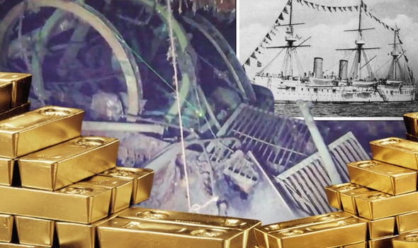 Россия может поднять со дна 130 млрд. долларов: в Южной Корее найден затонувший российский корабль