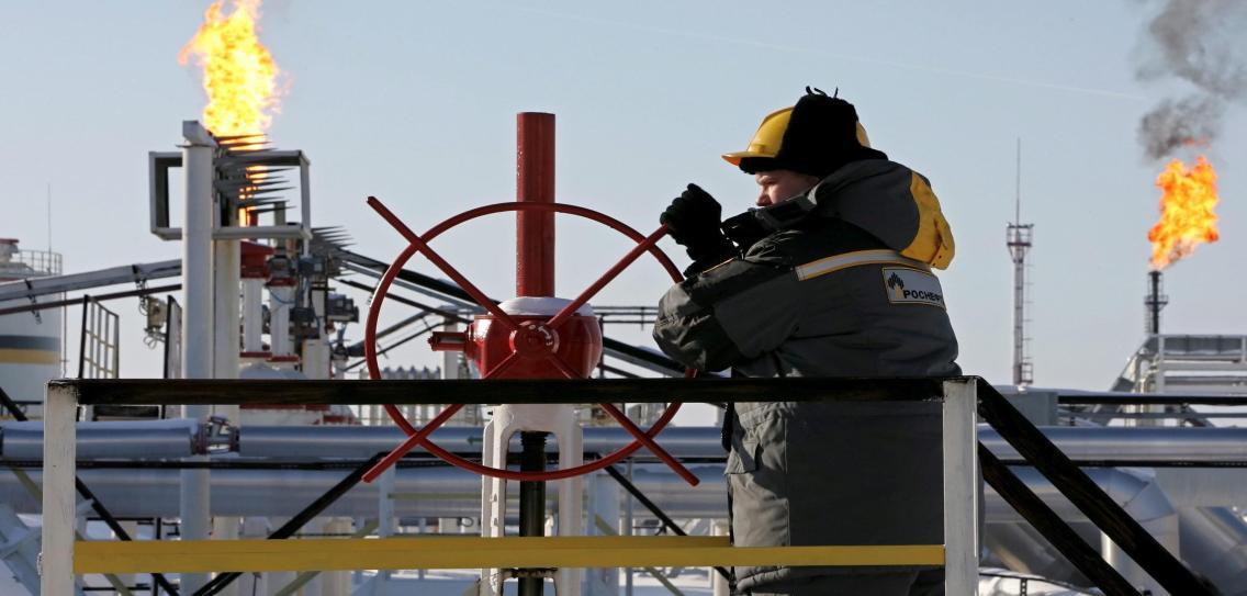 У России заканчивается нефть?