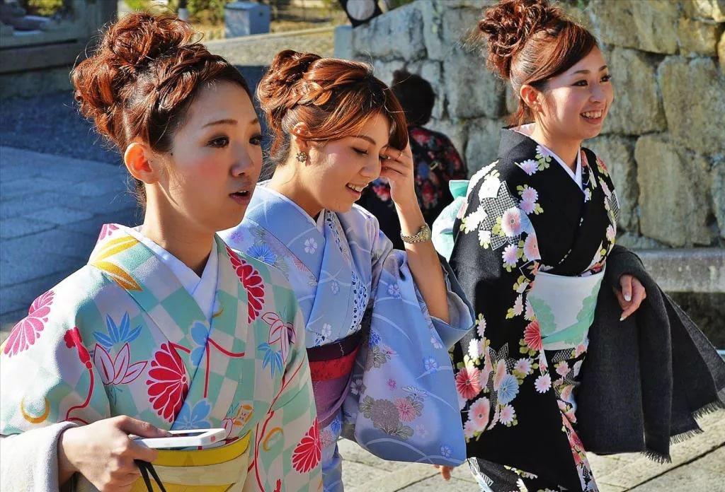 Трудно быть женой японца