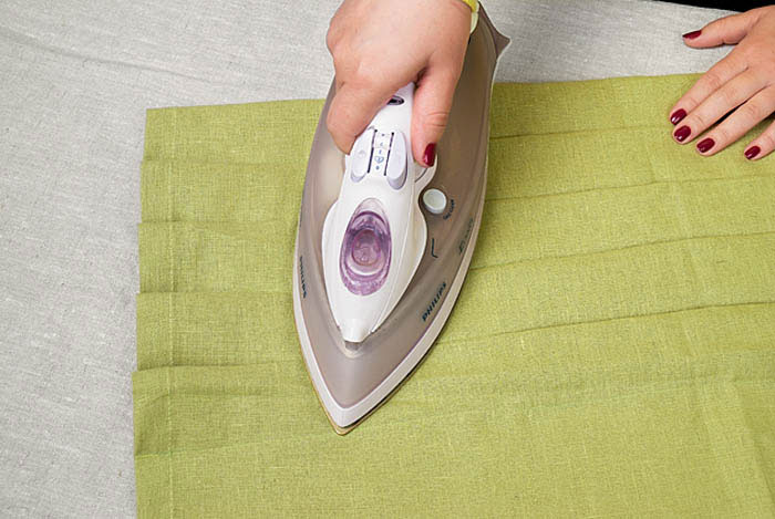 Декатирование тканей перед шитьем - зачем и как произвести