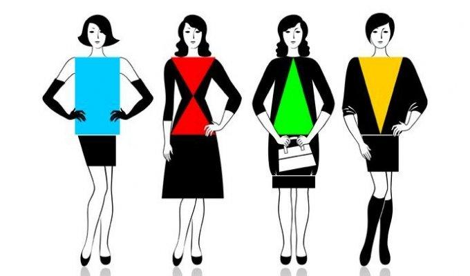 При помощи некоторых хитростей можно подобрать платье для любой фигуры