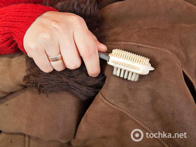 Как по стирать дубленку в домашних условиях 167