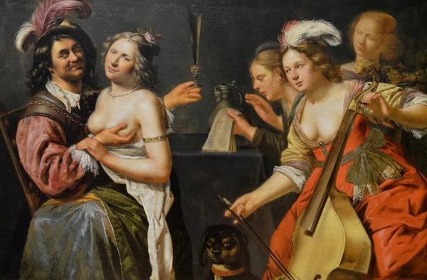 Судьба куртизанки: прославленные дамы древнейшей профессии