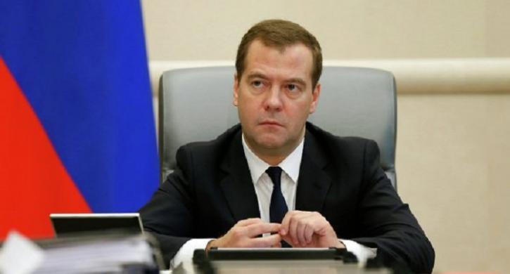 Кремль займётся Медведевым