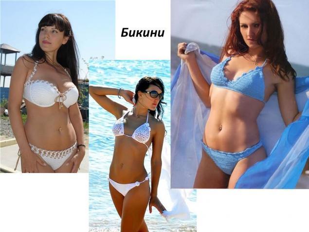 """""""Вязаный"""" пляж: выбираем купальник и аксессуары"""