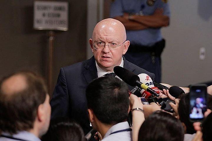 РФ предложила провести экстренное заседание СБ ООН по Восточной Гуте