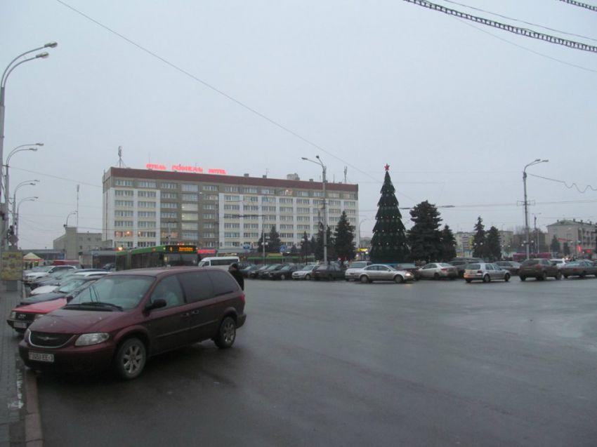 Поездка украинца в Беларусь
