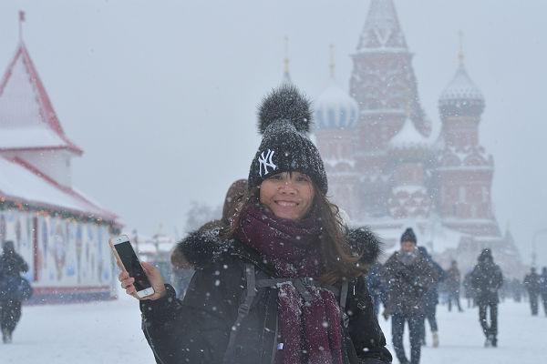 РСТ: китайские туристы лидируют среди гостей России