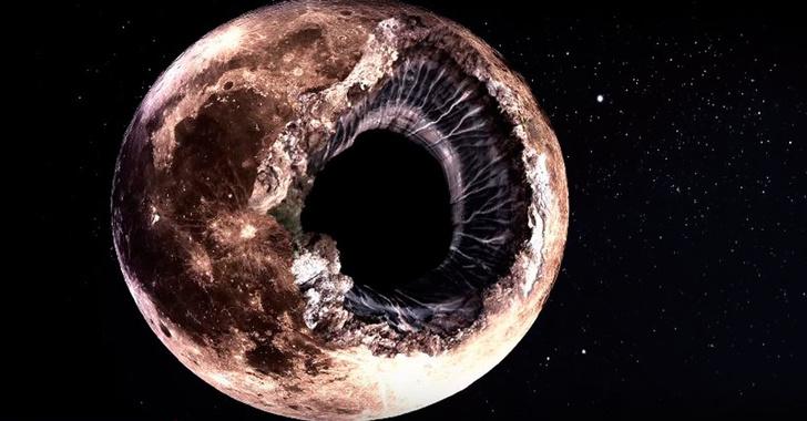 12 малоизвестных фактов о Луне, которые вас удивят