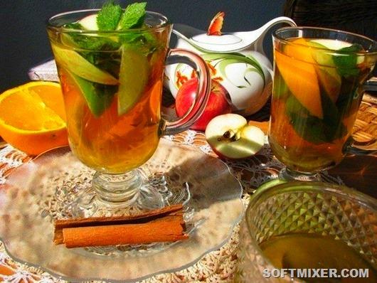 Разные страны - разные рецепты чая