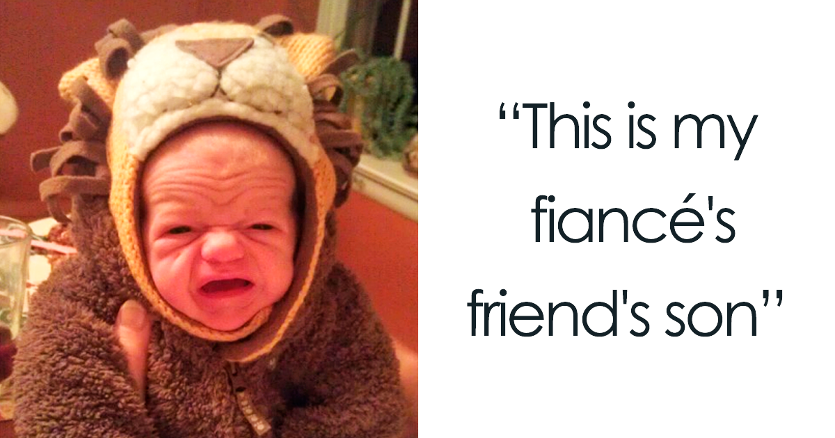 49+ Funny Pics Of Babies Who Look Like Old People