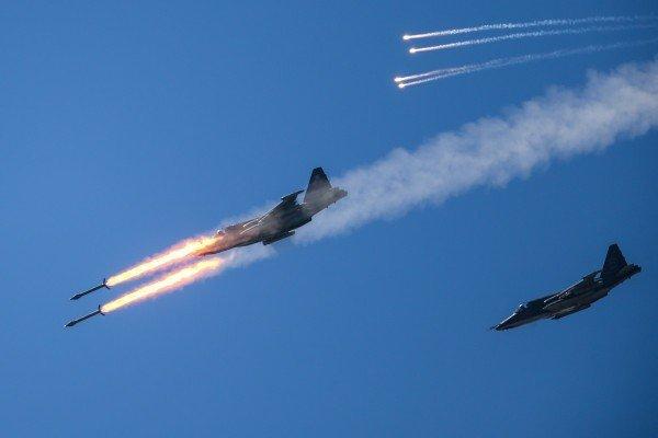 Сценарий боя в небе Сирии: Россия будет использовать против США проверенные методы