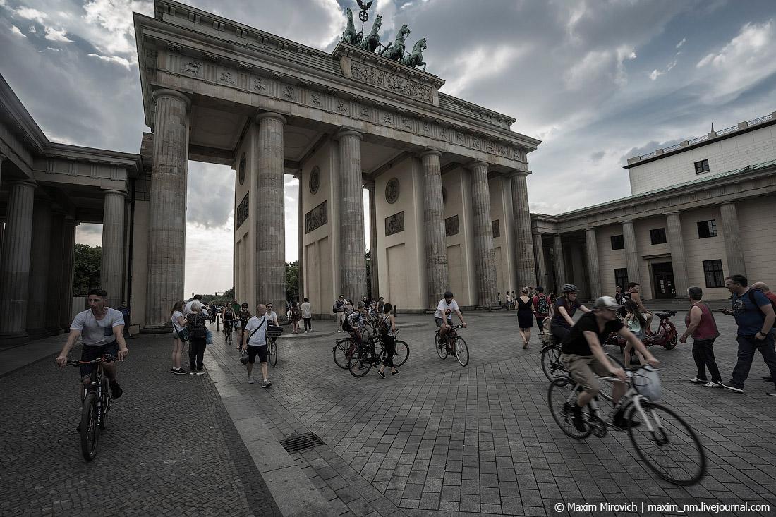 Народное восстание в Берлине в 1953 году.