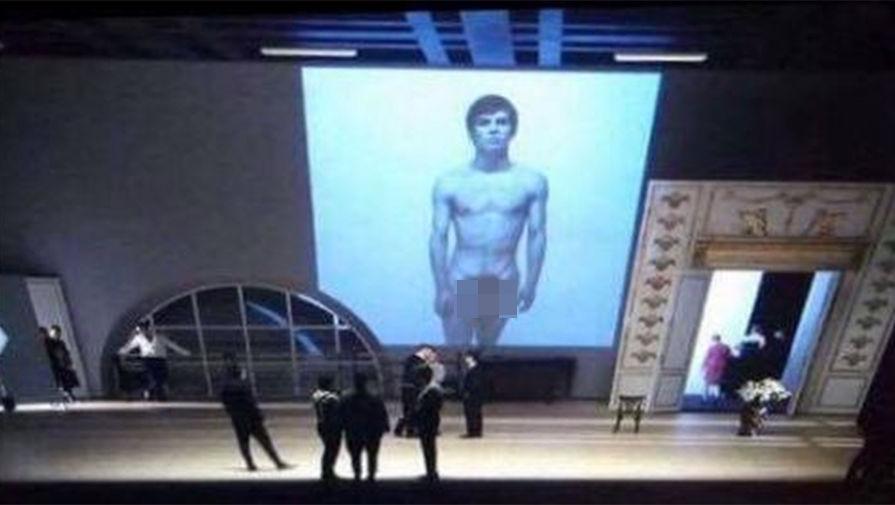 Новости высокого искусства. К запрету балета Серебренникова в «Большом».Ягодицы должны играть