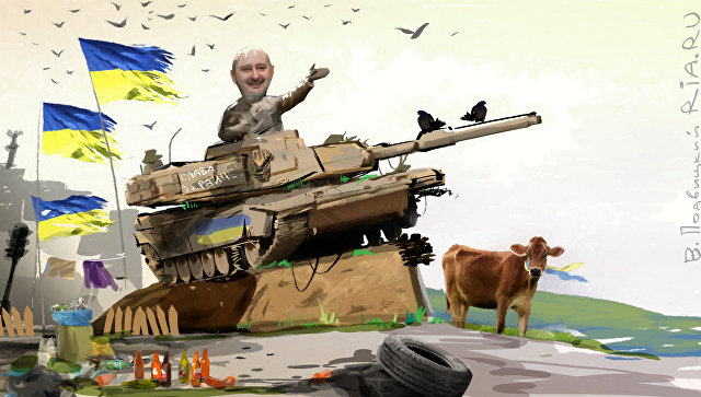 Green Tea: Украина ставит Бабченко памятник!